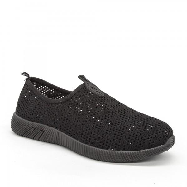 Pantofi Sport Dama YKQ27 Black Mei