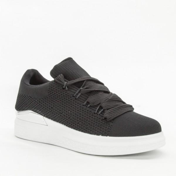 Pantofi Sport Dama YKQ22 Black Mei