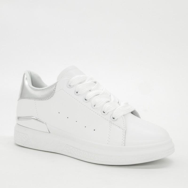 Pantofi Sport Dama YKQ19 White Mei