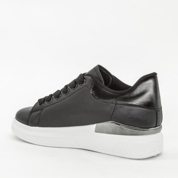 Pantofi Sport Dama YKQ19 Black Mei