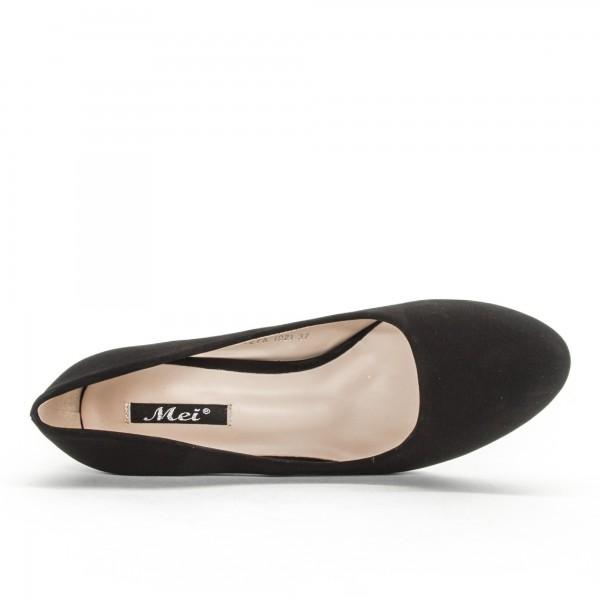 Pantofi cu Toc XD127A Guncolor Mei