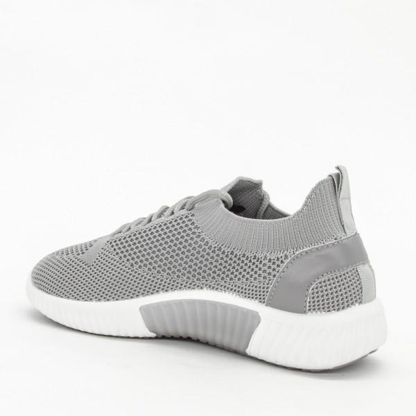 Pantofi Sport Dama LI5 Grey Mei