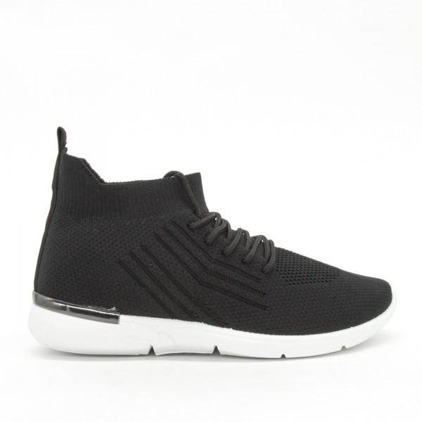 Pantofi Sport Dama D012 Black Mei