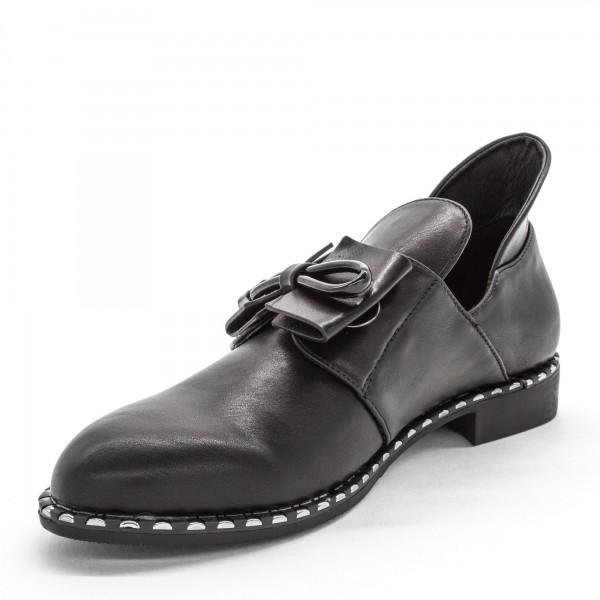 Pantofi Casual Dama W40-19A Black Lady Star