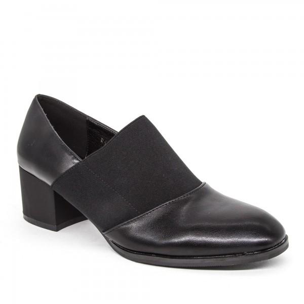 Pantofi Casual Dama W43-22A Black Lady Star