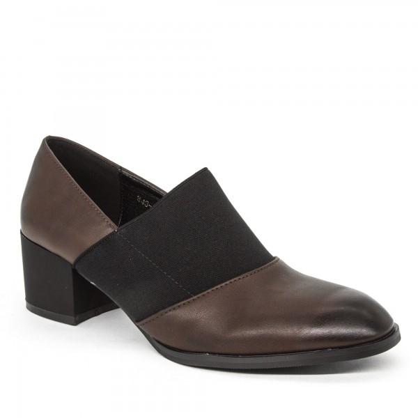 Pantofi Casual Dama W43-22C Brown Lady Star