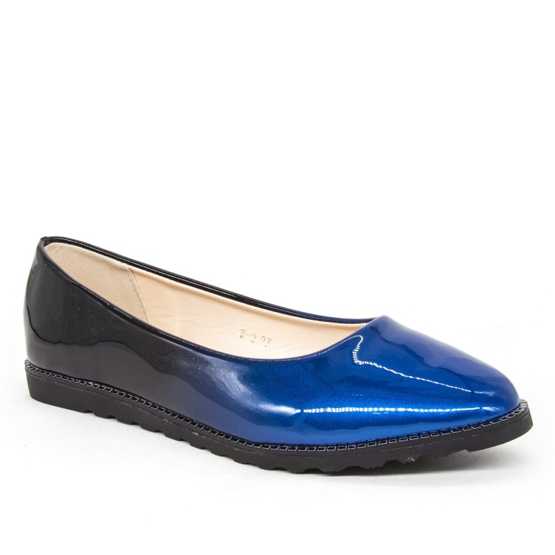 Balerini Dama W3 Black-Blue Lady Star