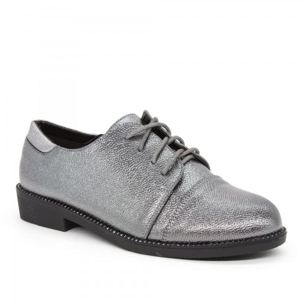 Pantofi Casual Dama Q9 Grey Rodiana