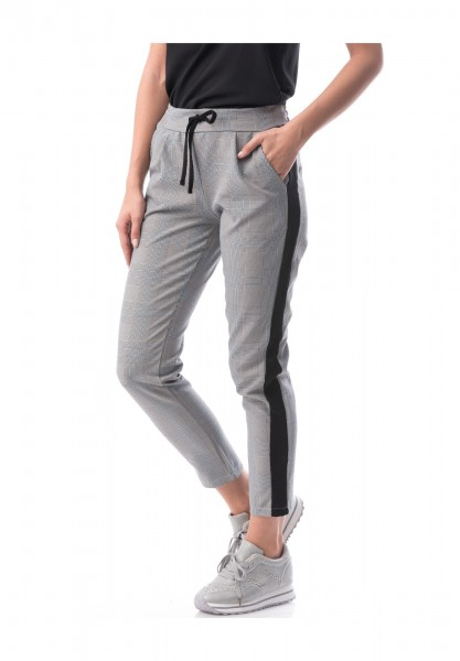 Pantaloni Dama 6976 Gri-Bleu Adrom