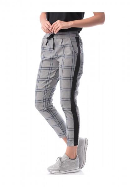 Pantaloni Dama 6976 Gri-Bleumarin Adrom