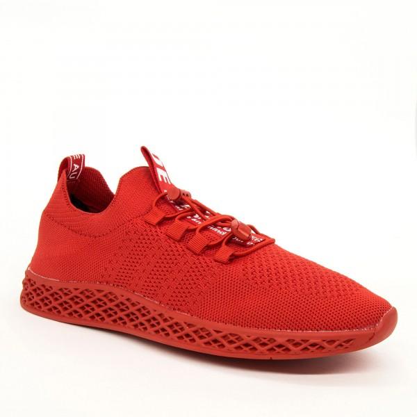 Pantofi Sport Barbati 8133 Red Panter