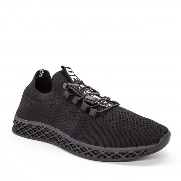 Pantofi Sport Barbati 8133 Black Panter