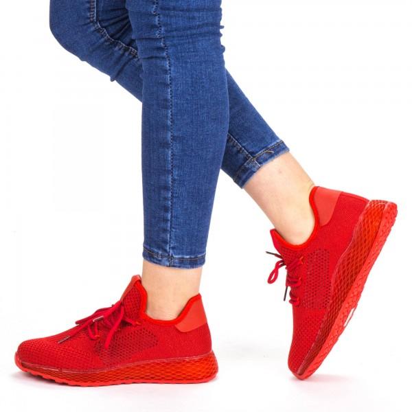 Pantofi Sport Dama YKQ63 Red Mei