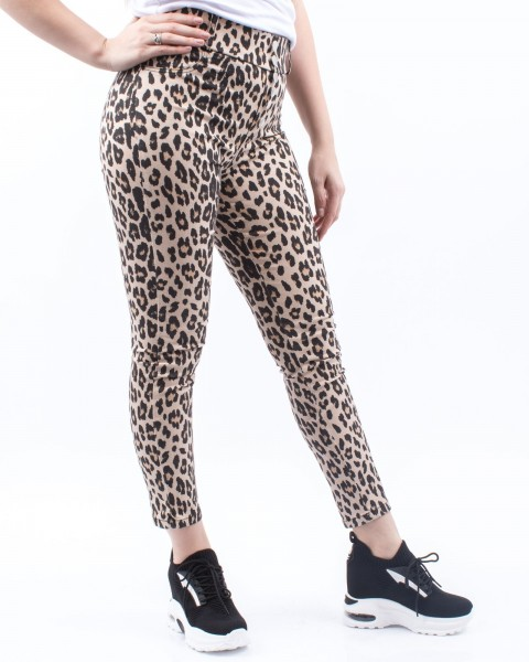 Pantaloni Dama HP3020 Leopard