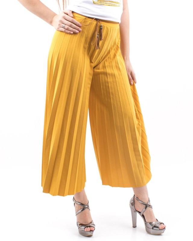 Pantaloni Dama HP28030 Galben