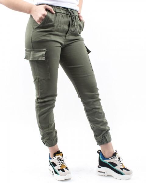 Pantaloni Dama HP19125 Verde