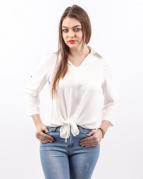 Bluza Dama HB30232 Alb Mei