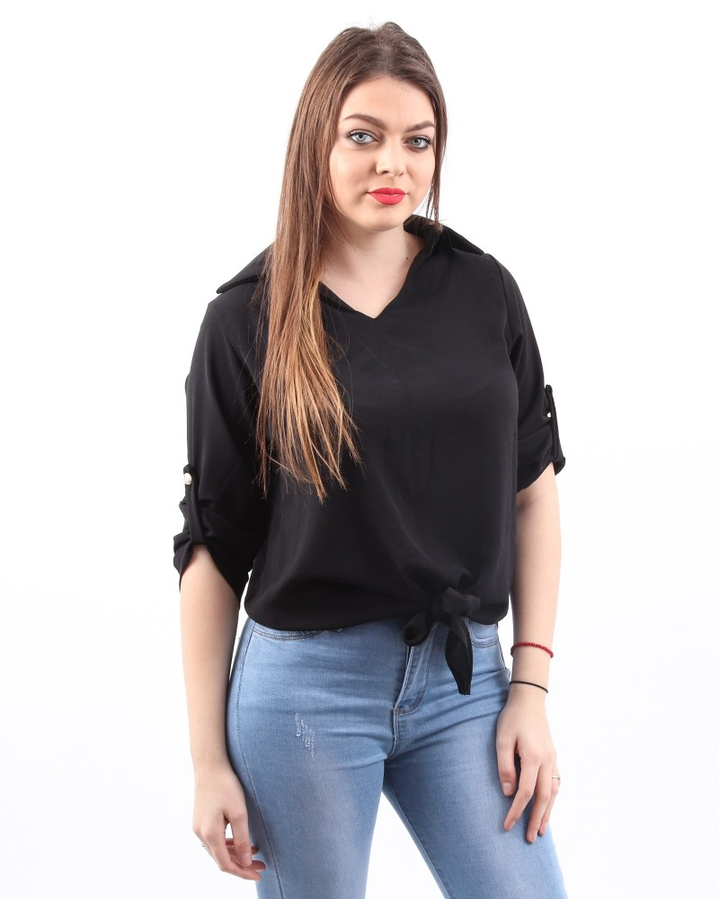 Bluza Dama HB30232 Negru Mei