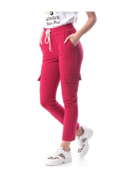 Pantaloni Dama 8086 Fuchsia Adrom