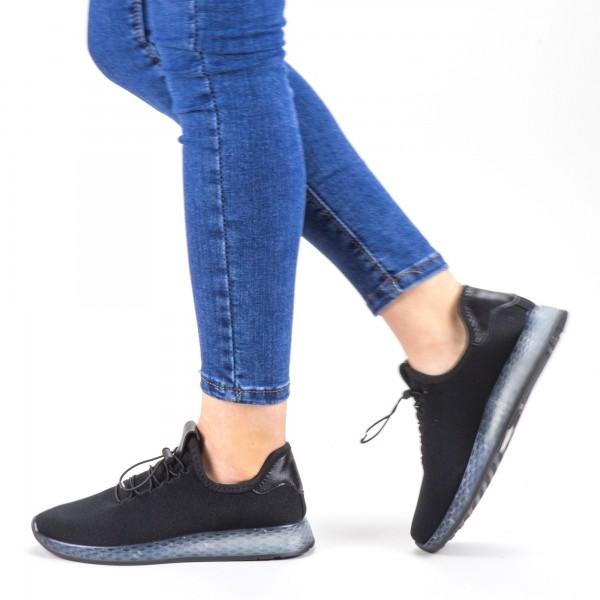Pantofi Sport Dama GB66 Black Mei