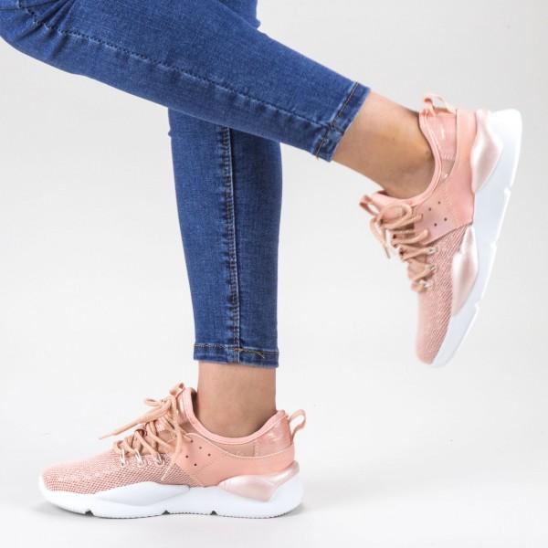 Pantofi Sport Dama 20-692 Pink Wonex