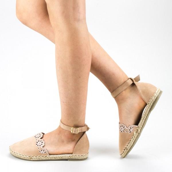 Sandale Dama WH21 Beige Mei