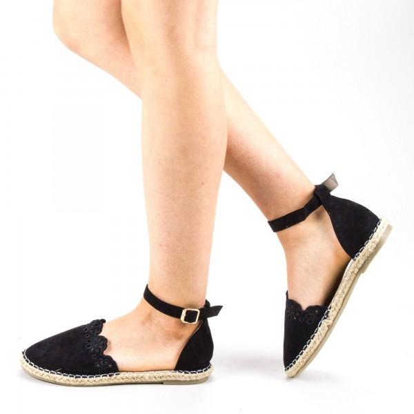 Sandale Dama WH21 Black Mei