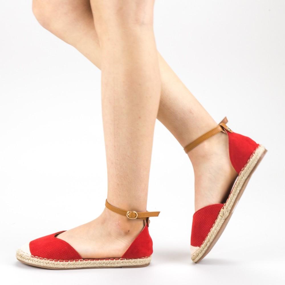 Sandale Dama WH19 Red Mei
