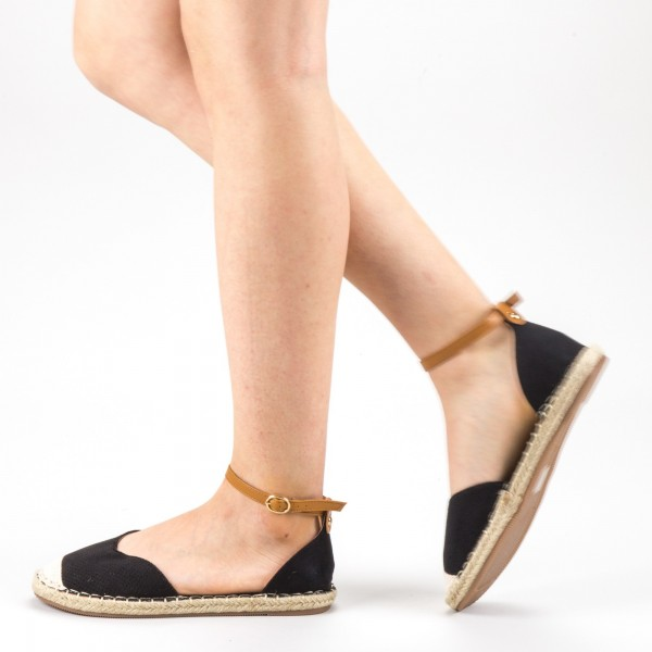 Sandale Dama WH19 Black Mei