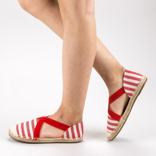 Sandale Dama WH18 Red Mei