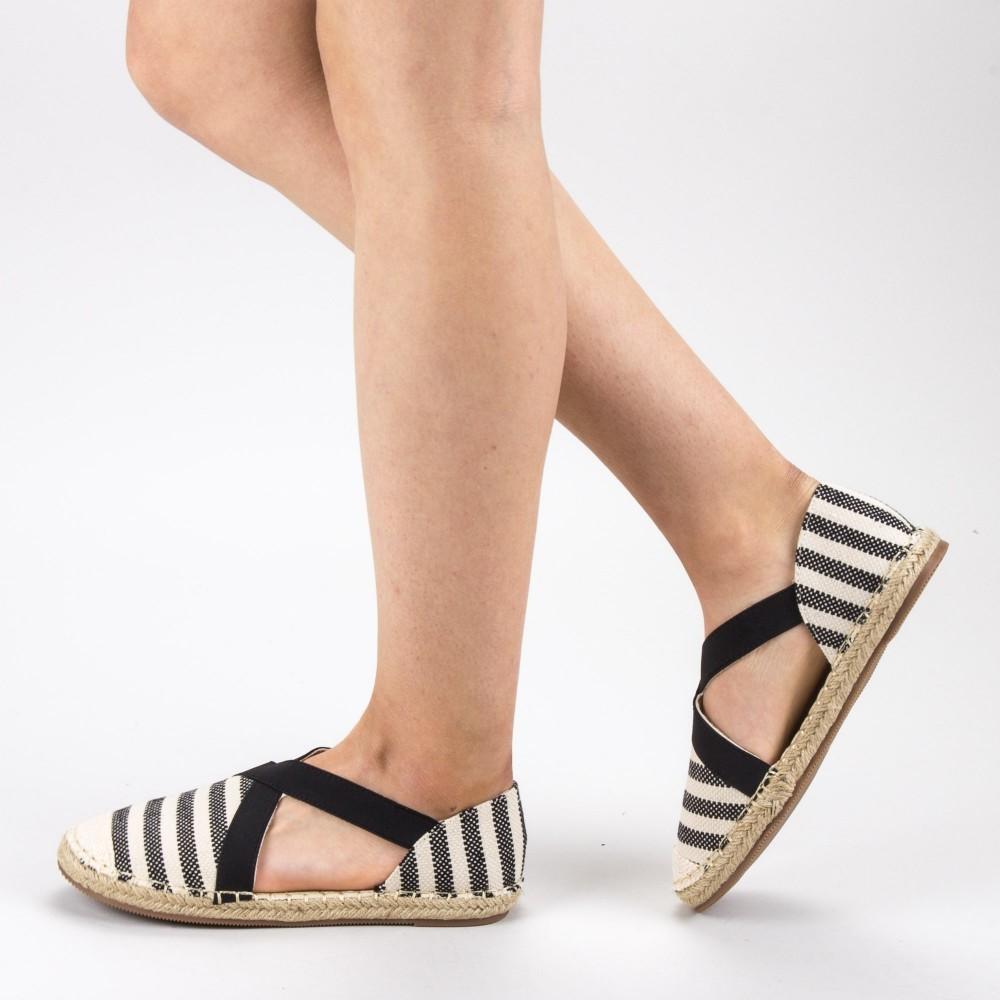 Sandale Dama WH18 Black Mei