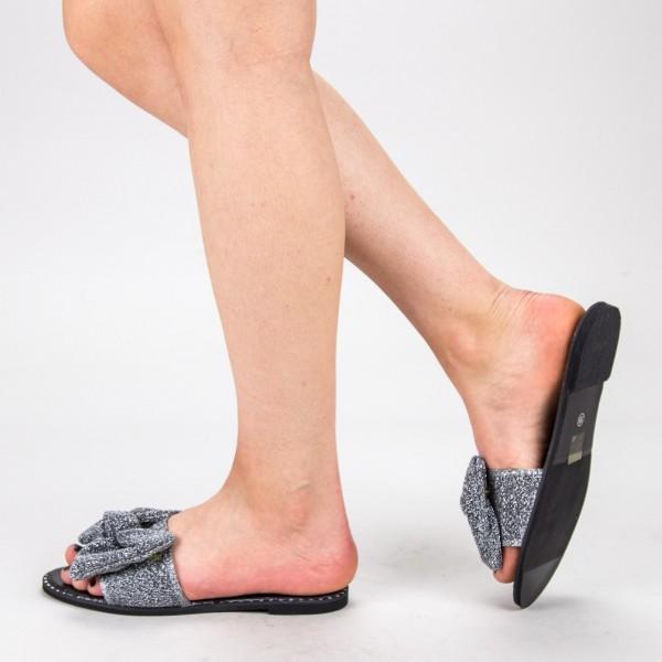 Papuci Dama TG6 Grey Mei