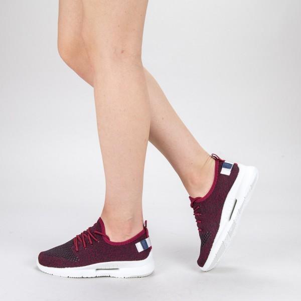 Pantofi Sport Dama B07 Claret Dcf68