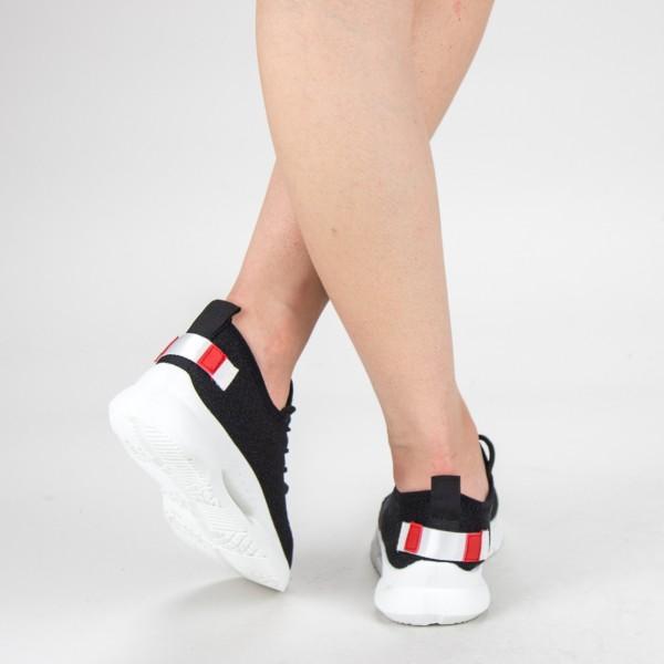 Pantofi Sport Dama B07 Black Dcf68