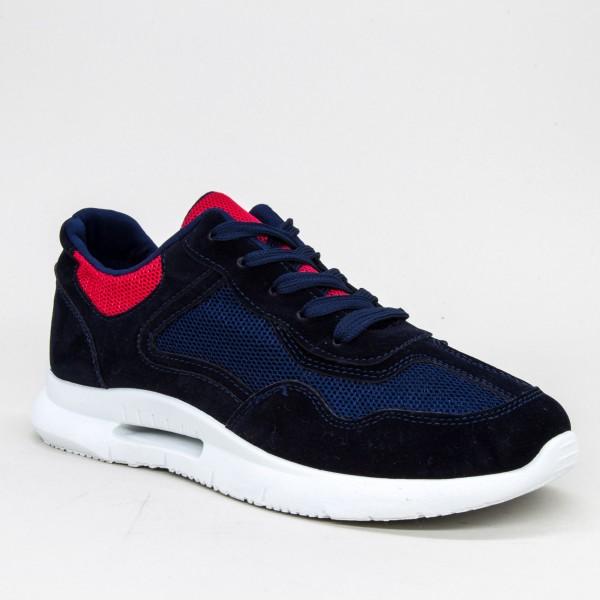 Pantofi Sport Barbati B04 Blue Dcf68