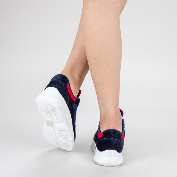 Pantofi Sport Dama B03 Blue Dcf68