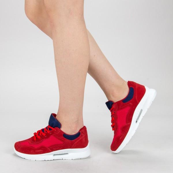Pantofi Sport Dama B03 Red Dcf68