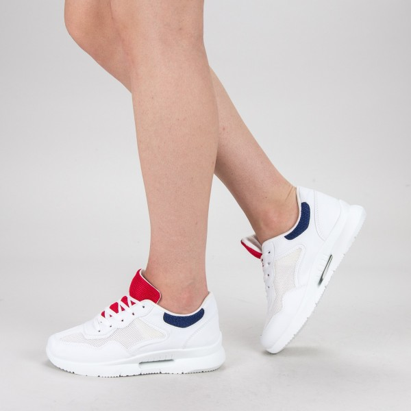 Pantofi Sport Dama B03 White Dcf68