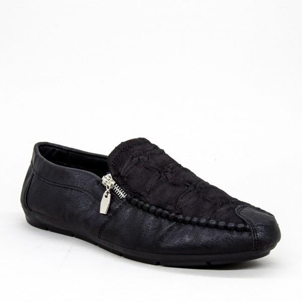 Pantofi Barbati 8193 Black Mdeng