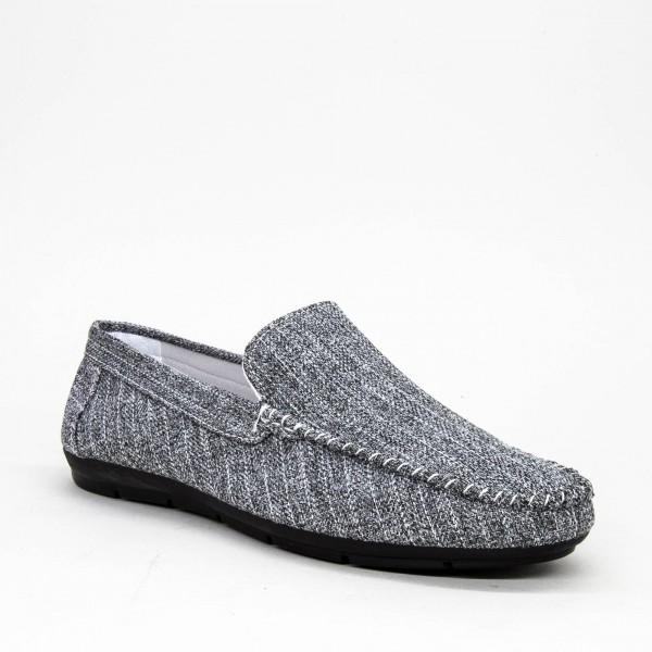 Pantofi Barbati 8198 Grey Mdeng