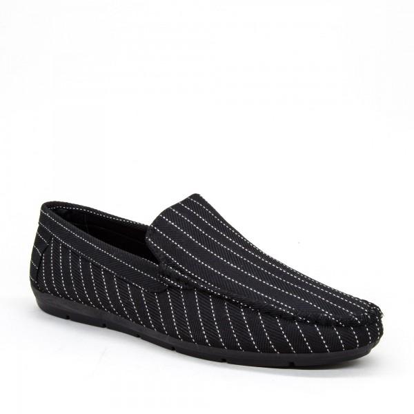 Pantofi Barbati 8198 Black Mdeng