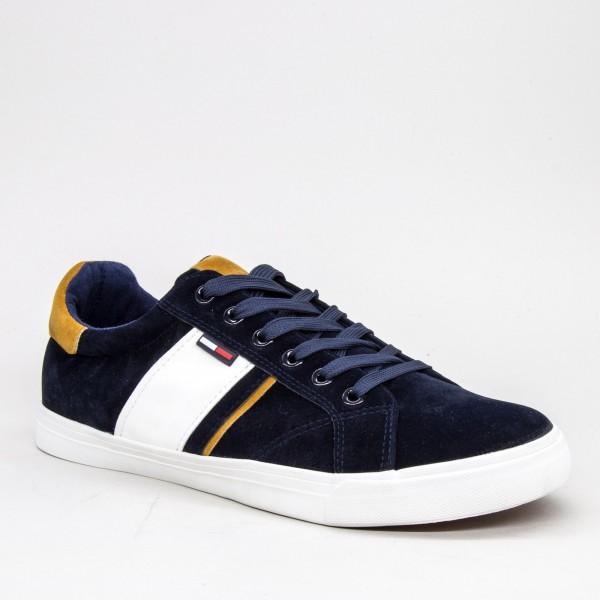 Pantofi Sport Barbati 1802 Blue Sport Fashion