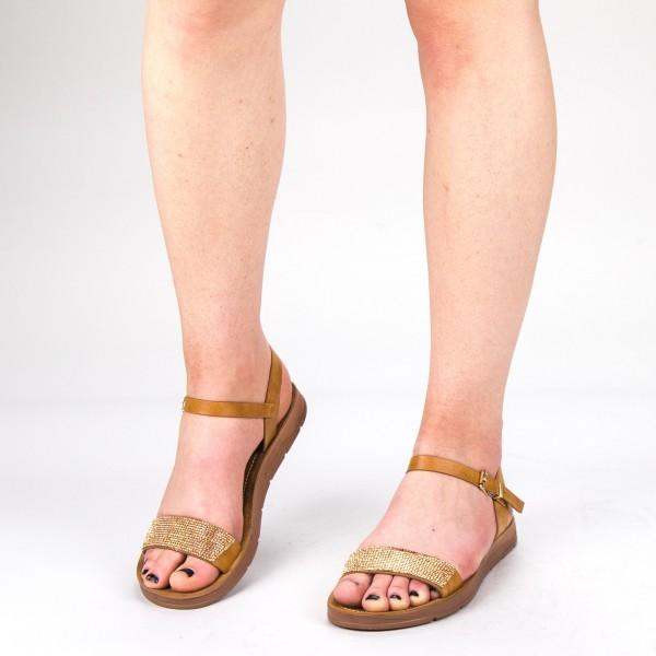 Sandale Dama WS105 Brown Mei