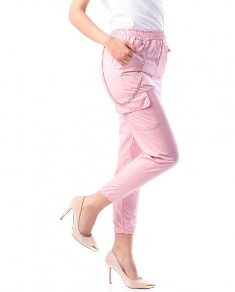 Pantaloni Dama 8116 Roz Adrom