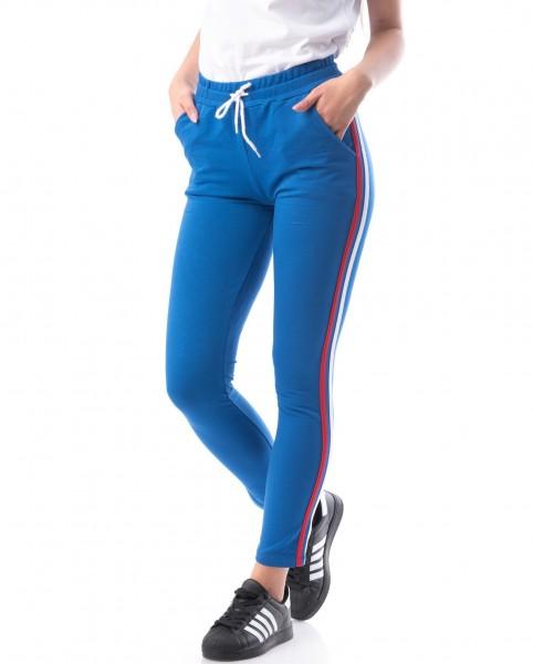 Pantaloni Dama 6993 Albastru Adrom