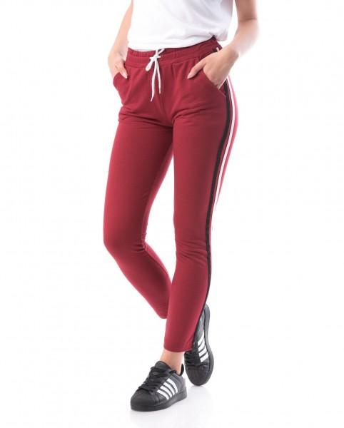 Pantaloni Dama 6993 Grena Adrom
