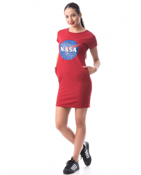 Rochie Dama 8121 NASA Grena Adrom
