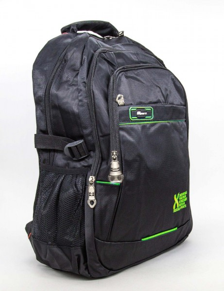 Rucsac Barbati 17 RXC Black-Green Fashion