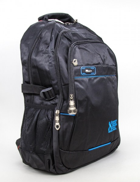 Rucsac Barbati 17 RXC Black-Blue Fashion