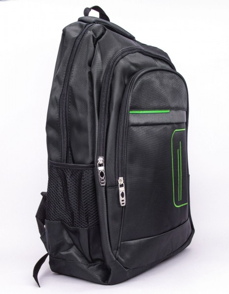 Rucsac Barbati 701 RXC Black-Green Fashion